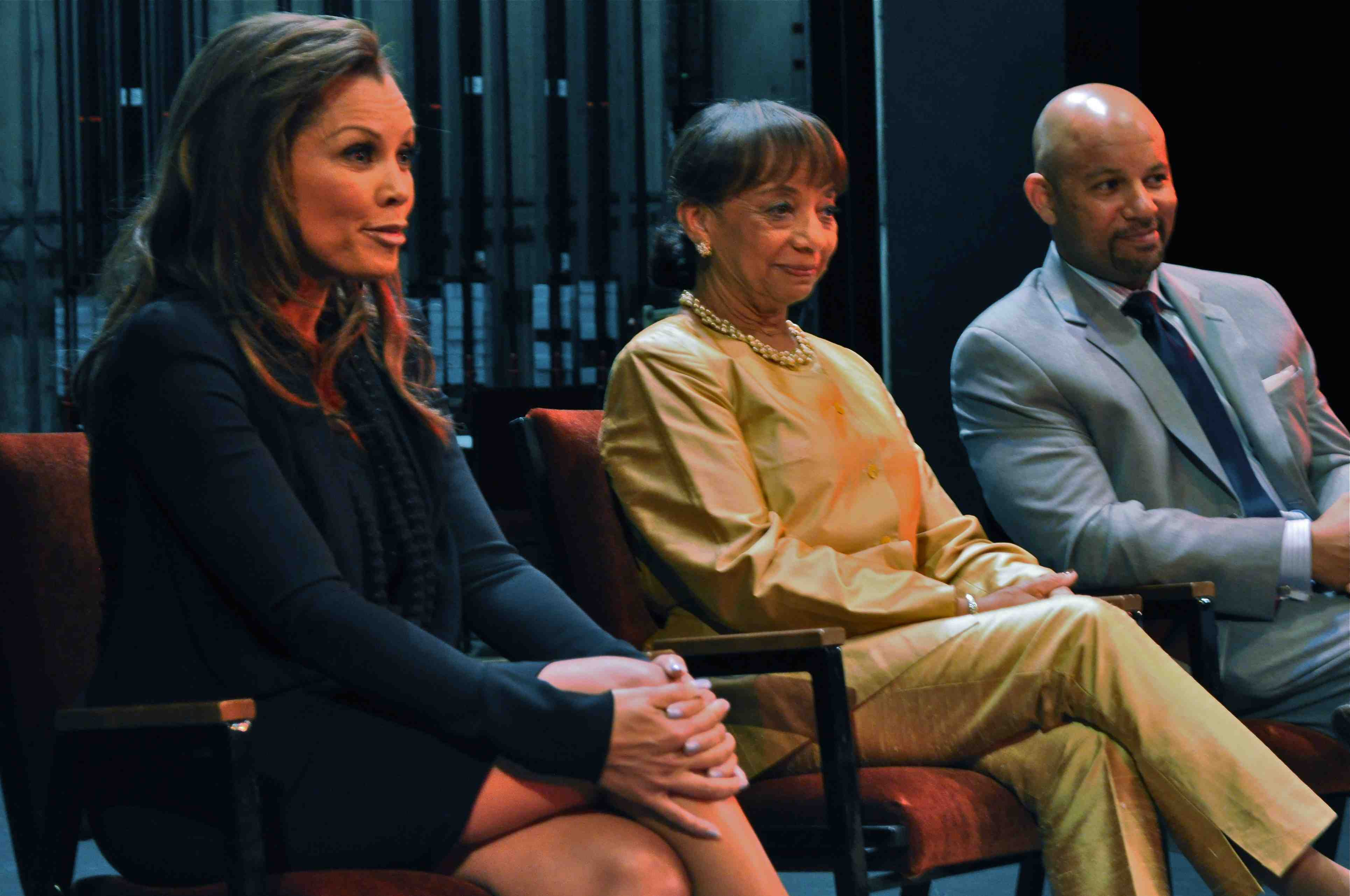 """Why Vanessa Williams never got a """"real job"""" – Live ... Vanessa Williams Brother"""