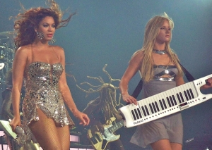 In 2007, before she landed the role of Brittany on Glee, Heather Morris was a dancer for Beyonce. (Photo by Patty O'Shei)