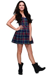 """Ryan Newman, star of Nick at Nite's """"See Dad Run"""", convinced her parents to let her become an actress when she wasn't quite 3 years old."""