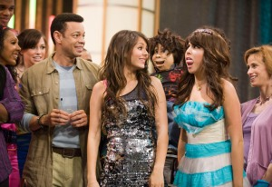 Lane Napper plays the guidance counselor on Victorious.(Photo courtesy of Nickelodeon)