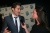Glee star and Broadway veteran Matthew Morrison shares advice with LSY! reporter Gabi Hartman at the Broadway.com Audience Choice Awards in New York City. (Photo by Alana Seifman)