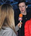 U.S. figure skating champion Jeremy Abbott chats with LSY sports editor Hailey Rose Gattuso.