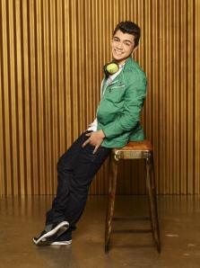 Adam Irigoyen stars as Deuce Martinez on Disney Channel's Shake It Up. (Photo by Craig Sjodin/courtesy of Disney Channel)