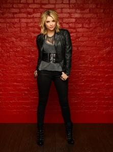 "Ashley Benson stars as Hanna Marin on ABC Family's ""Pretty Little Liars."" (ABC FAMILY/ANDREW ECCLES)"