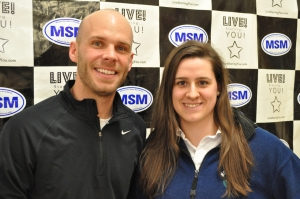Brian Moorman, with writer Natalie Brophy, has made helping the community a priority throughout his National Football League career.