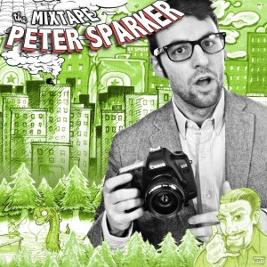 Spose's Peter Sparker Mixtape is available for free download.