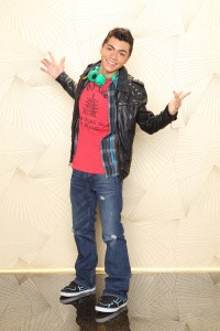 Adam Irigoyen plays Deuce on Shake It Up. (Photo by Bob D'Amico/courtesy of Disney Channel)