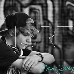 "Chase Goehring auditioned for The X Factor by playing his original song, ""Hurt."""