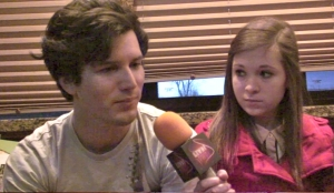 Zach Porter is the frontman of The Tragic Thrills and, formerly, AllStar Weekend.
