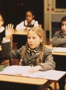 Caitlin played Marta, a fifth grader-turned-backup singer in School of Rock.