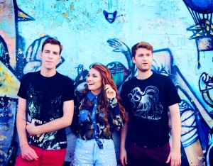 MisterWives recorded some of their work in the closet – but the music is spreading far! (Photo by Shervin Lainez)