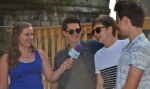 Becky Harms interviews Before You Exit before their show in Cleveland.
