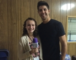At WKSE-FM's Kiss the Summer Hello concert, SoMo revealed to Noelle DeFabio the identity of his celebrity crush.