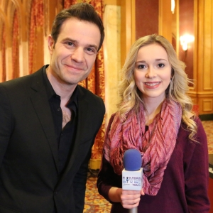 Motown actor Devon Goffman shared tips on the theater life with Camryn Clune.