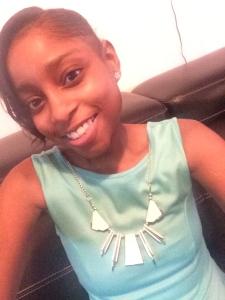 Shahadah Johnson, 17, has battled cancer four times.